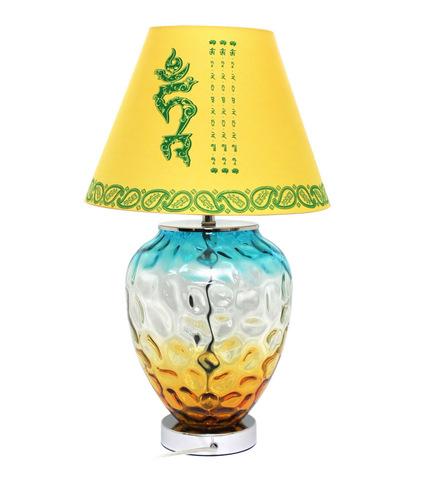 Лампа Хум и Там желтая