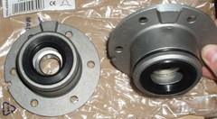 Опора барабана. суппорт в сборе для стиральной машины с вертикальной загрузкой Zanussi, Electrolux 1292452016