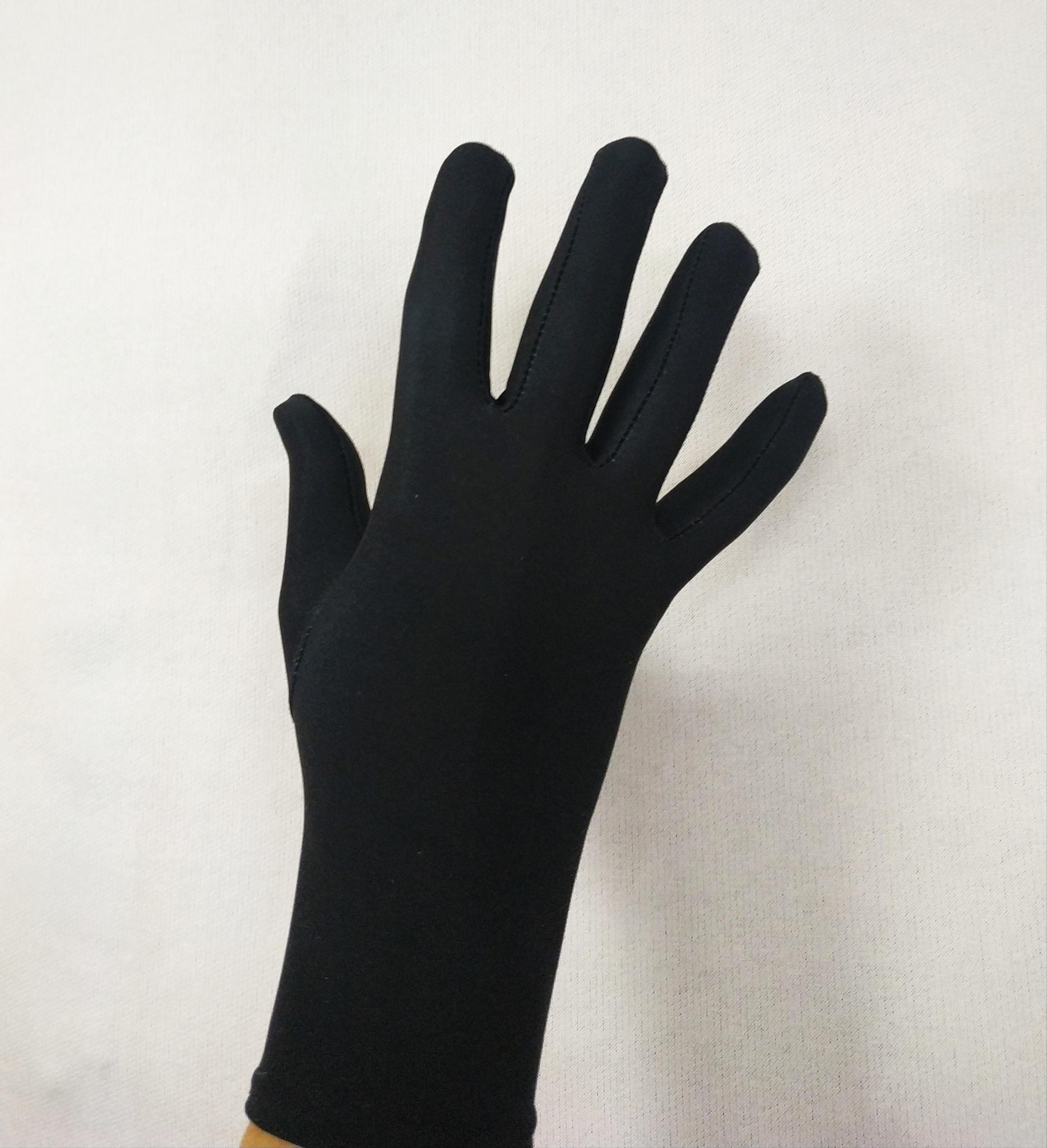 Перчатки из термоткани (чёрные)