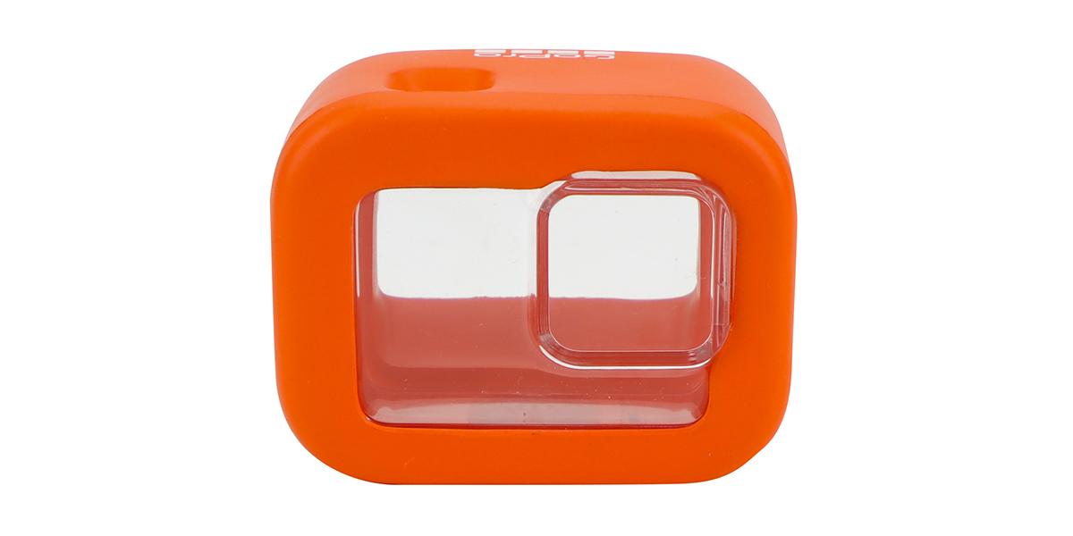 Поплавок для камеры GoPro Floaty HERO8 (ACFLT-001) вид спереди
