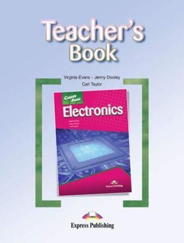 Electronics. Teacher's Book. Книга для учителя