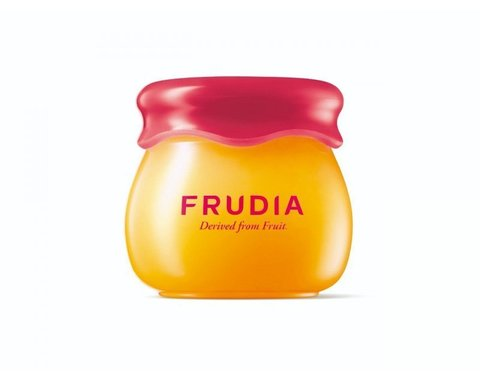 Frudia Pomegranate Honey 3 in 1 Lip Balm Бальзам для губ с гранатом 3 в 1 10гр