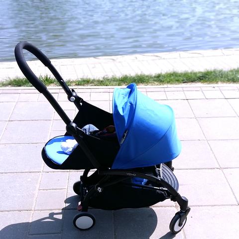 Коляска  BabyZen YoYo 0+ (синий) в аренду