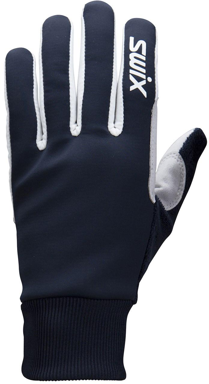 Перчатки Лыжные перчатки Swix Tracx темно-синий h0280-75100.jpg