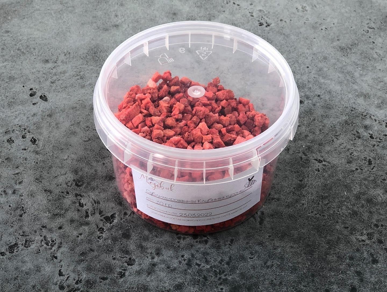 Сублимированная Клубника кусочки, 30 гр