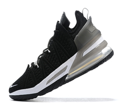 Nike LeBron 18 'Black/White'