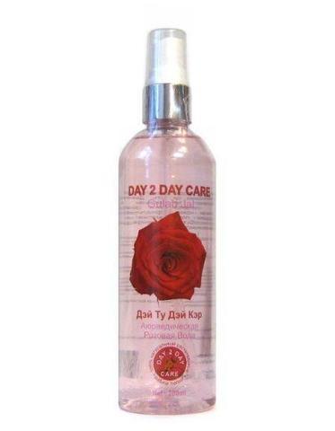 Аюрведическая розовая вода спрей (Дэй ту Дэй Кэр) НОВИНКА, 200мл