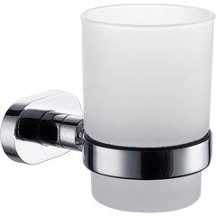 Стакан в ванную AM.PM Sense A7434300 стеклянный, с настенным держателем