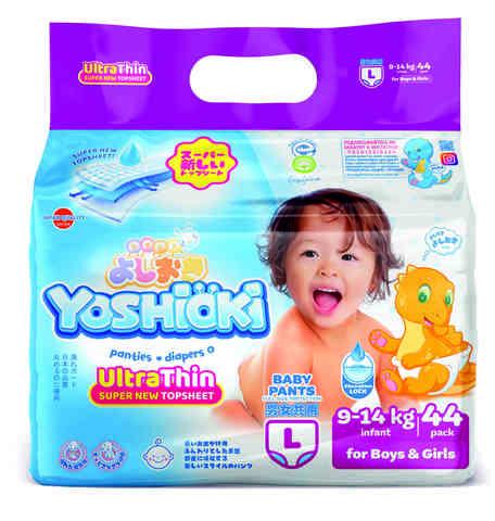 Трусики Yoshioki ультратонкие, 9-14 кг (L)