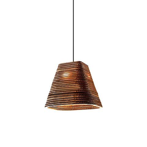 Подвесной светильник Bucket Scraplight by Graypants D31