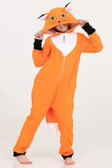 """Детская пижама-кигуруми """"Лиса"""""""
