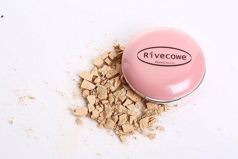 Пудра для лица [RIVECOWE Beyond Beauty]  SkinVolume Twoway Cake SPF 30 РА++ (23), средний беж. 12 гр