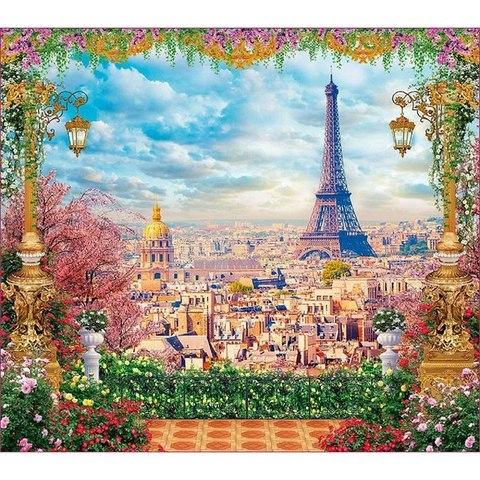 Париж 294x260 см