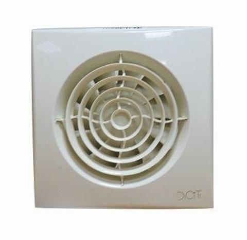 Накладной вентилятор Эра AURA 5C IVORY D125 с обратным клапаном