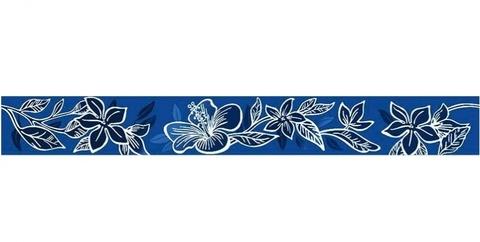 Бордюр KERLIFE Elissa Flore Blu 505х62