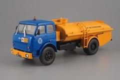 MAZ-5334 (500) TZA-7,5-5334 Tanker Refueller 1:43 DeAgostini Service Vehicle #71