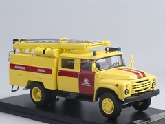 ZIL-130 AC-40 63B Moscow Metro limited 450 1:43 Start Scale Models (SSM)