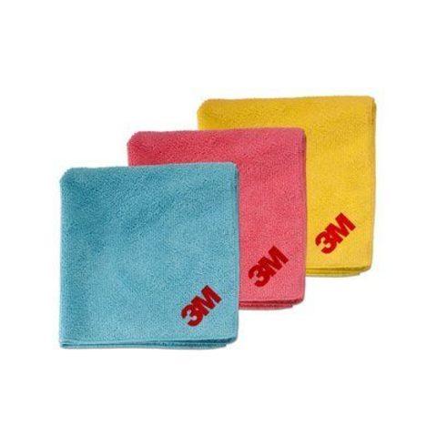 3М Ультра-мягкая полировальная салфетка розовая