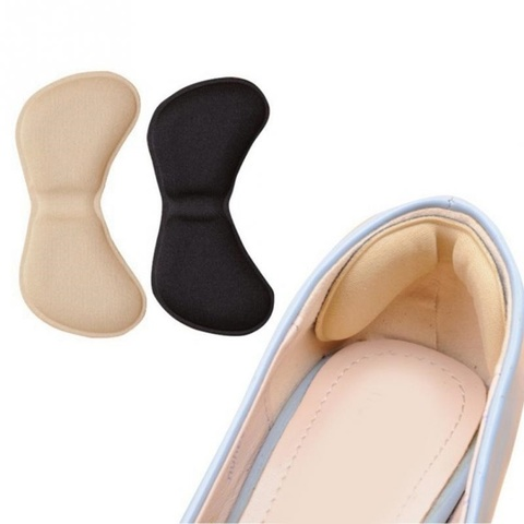 Вcтавка в обувь на пятку Анти-мозоль Черн Heel Cushion