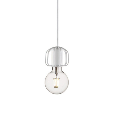 Подвесной светильник копия ASKJA by Nordlux (белый)