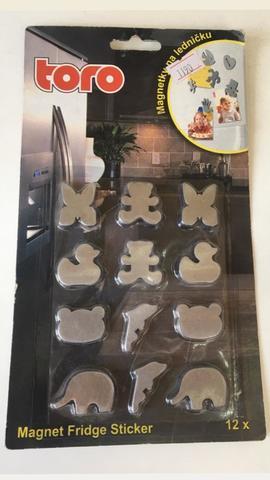 Магнитики на холодильник toro