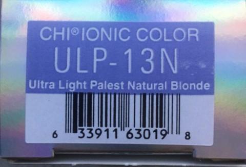 Крем-краска CHI Ионик ULP-13 N 85 гр