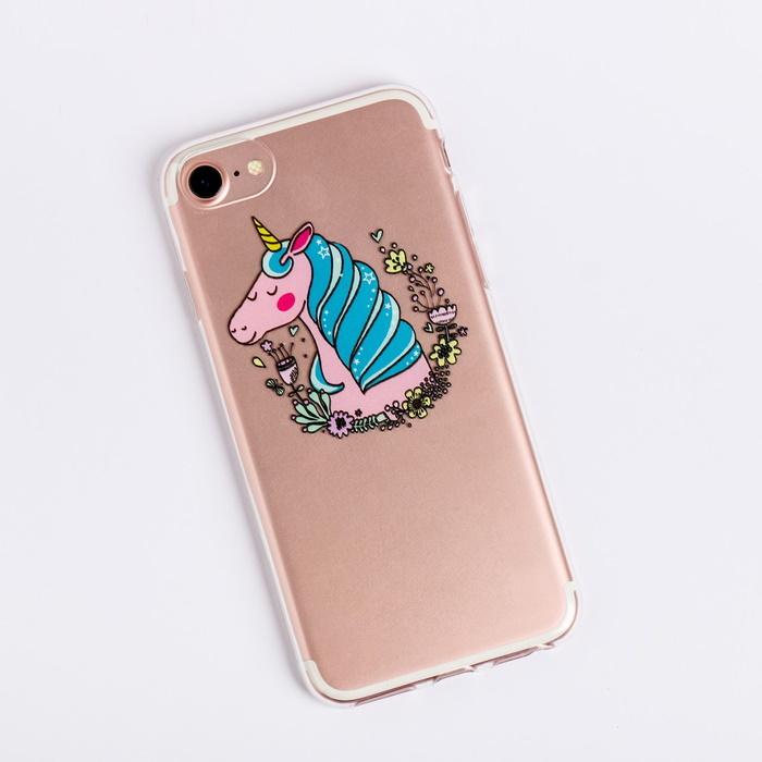 Чехол для телефона iPhone 6, 6S, 7 «Чудеса», 6.5 14 см фото