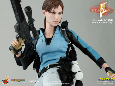 Biohazard Resident Evil 5 - Jill Valentine