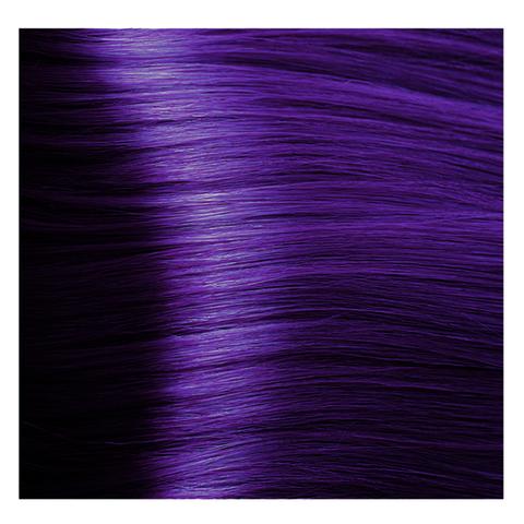 Специальное мелирование  крем-краска для волос с гиалуроновой кислотой HY, Фиолетовый 100 мл.