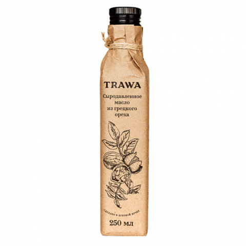Масло грецкого ореха Trawa, 250 мл