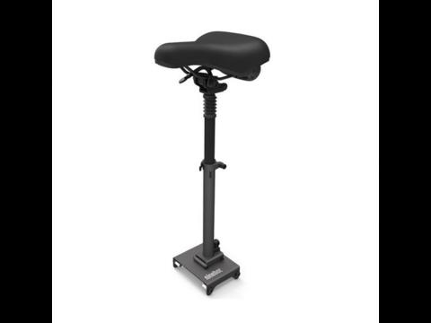 Сиденье с амортизатором для электросамоката Ninebot Kickscooter