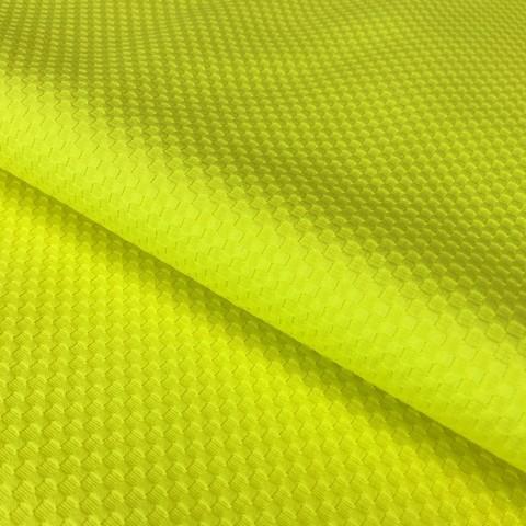 Ткань хлопок пике желтый 2016