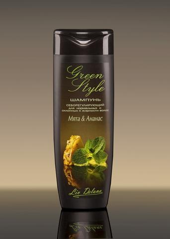 Liv-delano Green Style Себорегулирующий шампунь