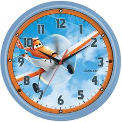 Настенные часы Scarlett Disney SC–WCD05P