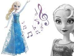 Кукла Эльза Музыкальная, Холодное сердце