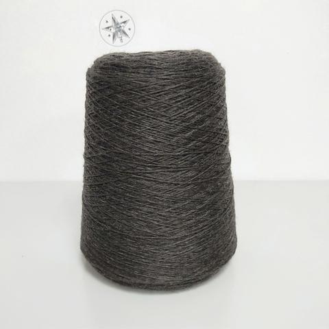 Pecci Filati, Granito Mel, Меринос 100%, Коричнево-оливковый, 375 м в 100 г