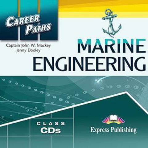 Marine Engineering (esp). Audio CDs (set of 2). Аудио CD (2 шт.)
