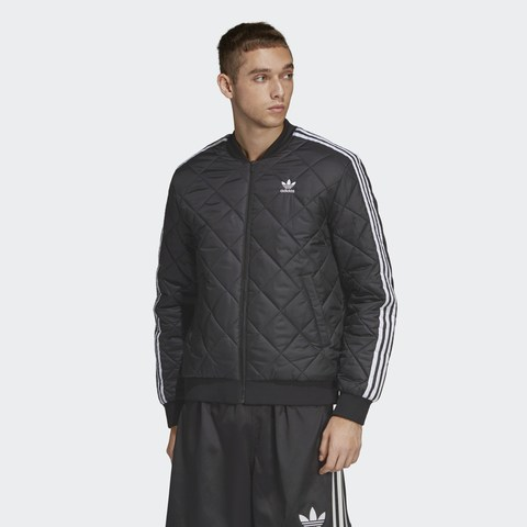 Куртка мужская adidas ORIGINALS QUILTED SST