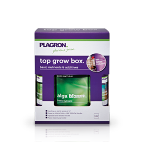 Plagron TopGrow Box Natural
