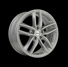 Диск колесный BBS SX 8x18 5x120 ET30 CB82.0 brilliant silver
