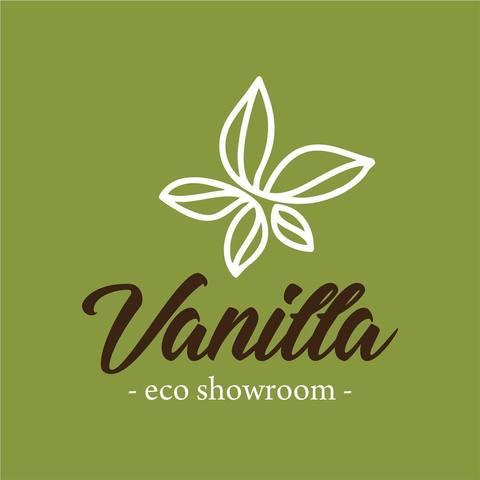 Логотип для магазина косметики Vanilla