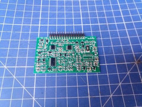 Плата QUATTRO ELEMENTI B205 задающего генератора (S3000715)