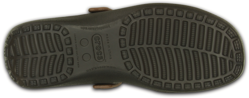 Женские сандалии Crocs Coretta W (Espresso/Bronze)