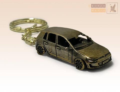 брелок Автомобиль Volkswagen Golf