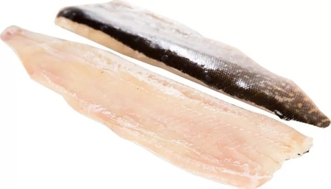 Щука филе на коже