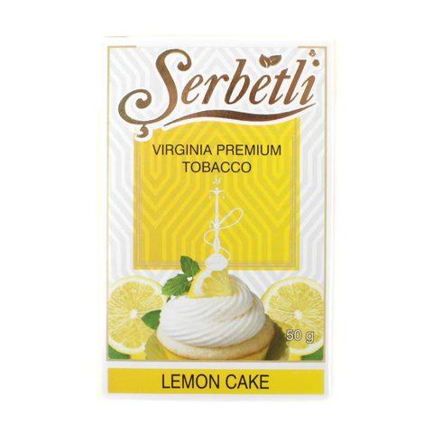 Табак для кальяна Serbetli Lemon Cake 50 гр