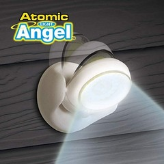 Беспроводной LED светильник с датчиком движения