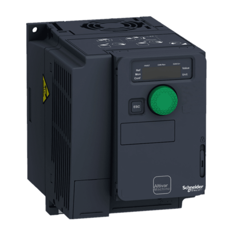 Schneider Electric ATV320U06N4C (0.55 КВТ, 380В, 3Ф)
