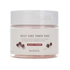 Eunyul Daily Care Toner Pads - Подушечки с экстрактом черной вишни