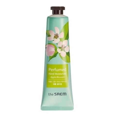 THE SAEM Hand P Крем для рук парфюмир. увлаж. Perfumed Hand Moisturizer -Apple Blossom- 30мл